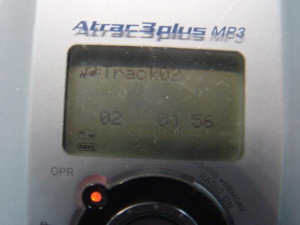 SONY Walkman D-NF600 CD/MP3/RADIO 3