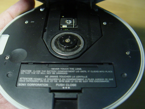 SONY Walkman D-NF600 CD/MP3/RADIO 5