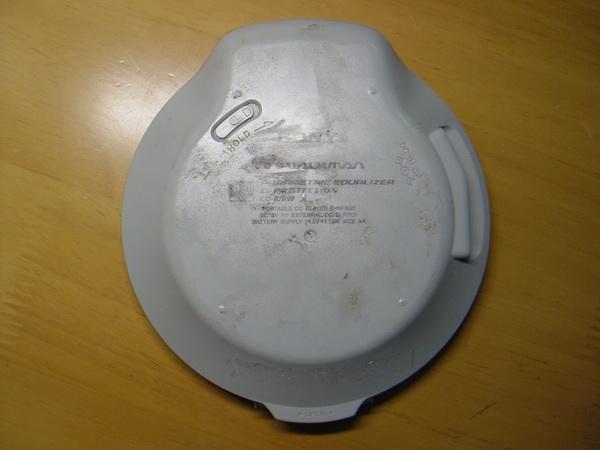 SONY Walkman D-NF600 CD/MP3/RADIO 7