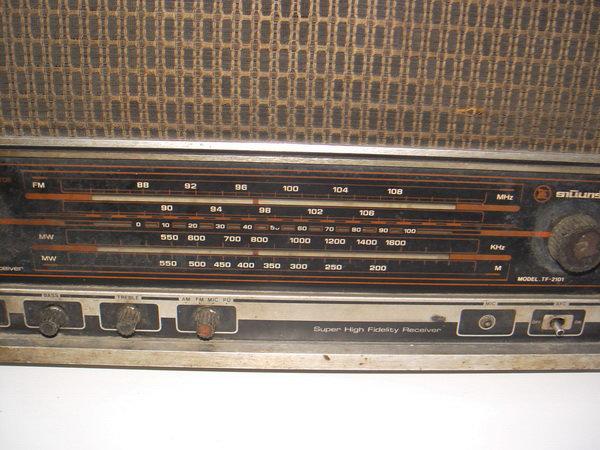 TANIN TF-2101 วิทยุ AM/FM 1