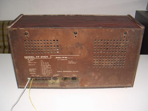 TANIN TF-2101 วิทยุ AM/FM 4