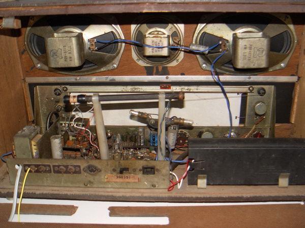 TANIN TF-2101 วิทยุ AM/FM 6