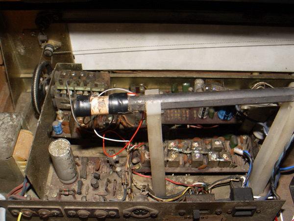 TANIN TF-2101 วิทยุ AM/FM 8