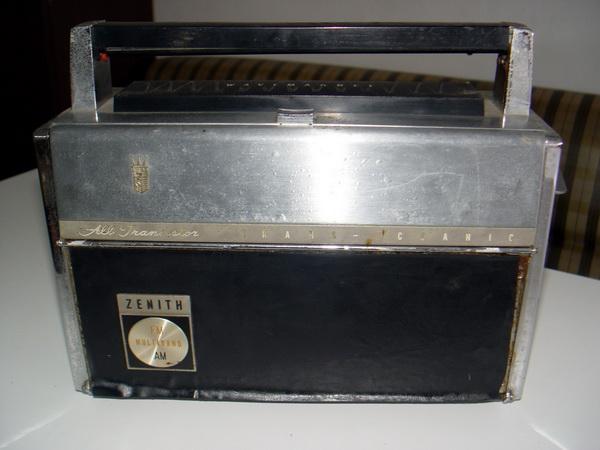 วิทยุ ZENITH ROYAL 3000-1 FM-AM-MULTIBAND Made in U.S.A.