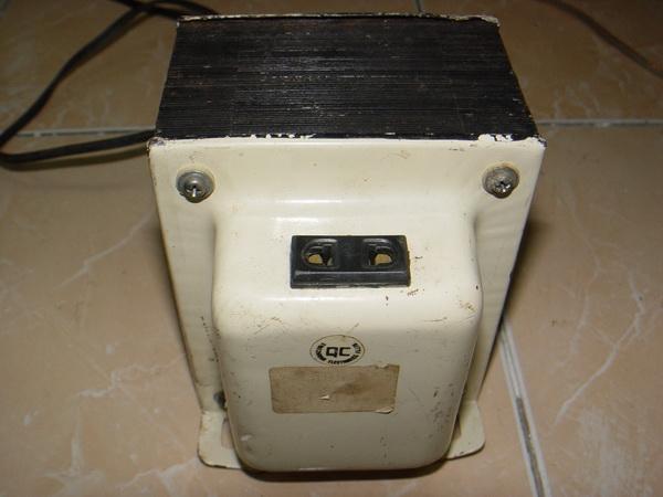หม้อแปลงไฟ 110V ขนาด 1500 วัตต์เต็ม
