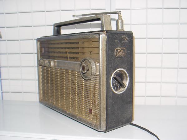 วิทยุ Vintage National-Panasonic World wide Band 1