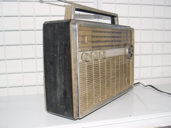 วิทยุ Vintage National-Panasonic World wide Band 2