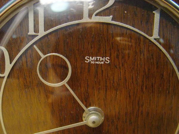 นาฬิกาหัวเตียง SMITHS Madin in England 1