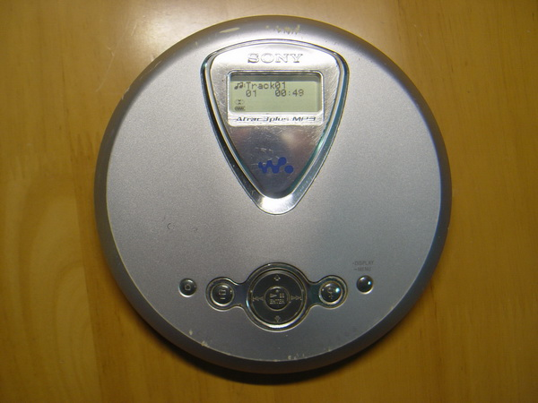 SONY WALK-MAN MP3 รุ่นD-NE300