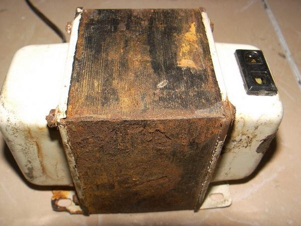 หม้อแปลงไฟ 110V 500 Watt ใช้งานได้ปกติ