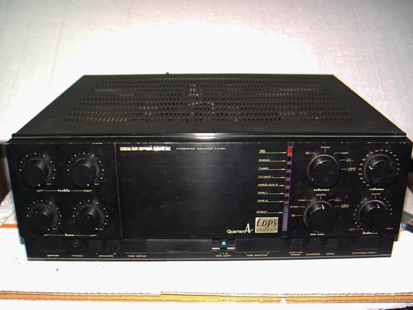 Marantz Integrated Amplifier PM-64II Class A ใช้งานได้ปกติทุกฟังชั่น