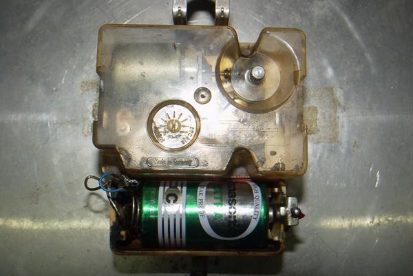 นาฬิกาแขวนโบราณเยอรมัน ระบบไขลานออโตเมติก 3