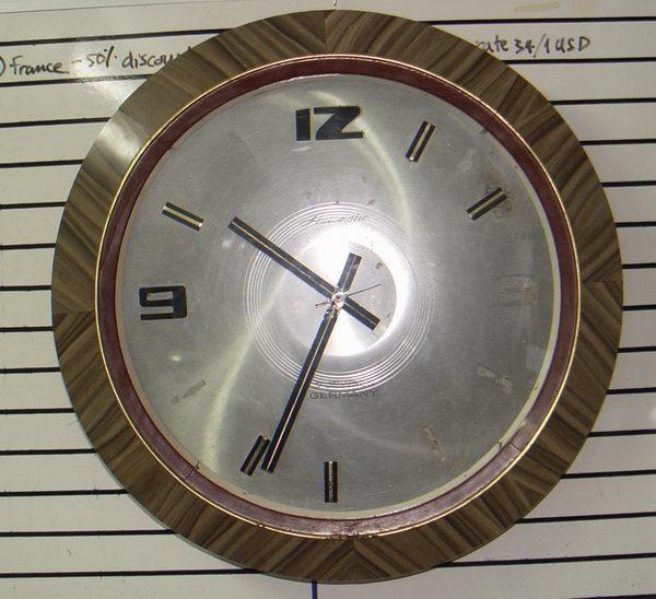 นาฬิกาแขวนโบราณ เยอรมันระบบ Automatic ขนาดจัมโบ 20 นิ้ว