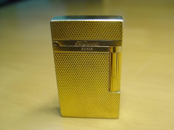 ไฟแช็ค S.T.DUPONT ดูปองท์ Made in FRANCE สภาพดีใช้งานได้ปกติ
