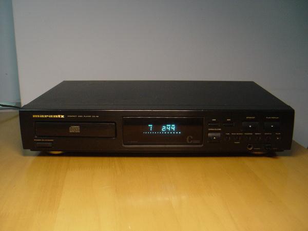 Marantz CD-46 CD Player ใช้งานได้ปกติ สภาพดี เสียงดีสุดๆ