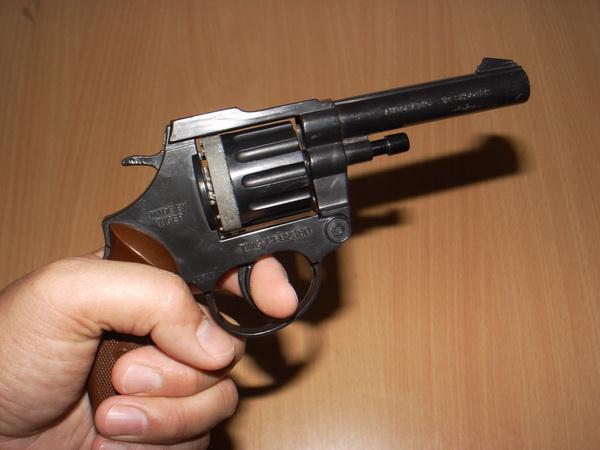 ปืนใส่แก๊บ งานญี่ปุ่นแท้ สภาพโชว์ 3