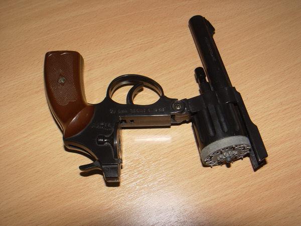 ปืนใส่แก๊บ งานญี่ปุ่นแท้ สภาพโชว์ 4
