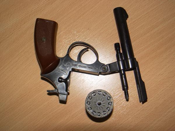 ปืนใส่แก๊บ งานญี่ปุ่นแท้ สภาพโชว์ 5