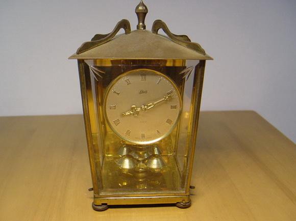 นาฬิกา 400 วัน Schatz นาฬิกาโบราณ เยอรมัน ระบบไขลาน