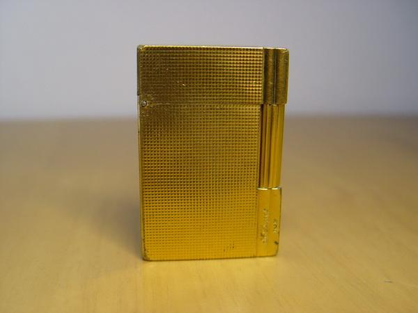 ไฟแช็ค S.T.Dupont Vintage Made in France ขนาดเล็ก ใช้งานได้