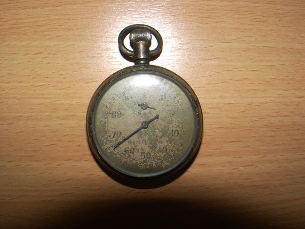 นาฬิกาจับเวลา Smith Made in England ระบบไขลาน ใช้งานได้