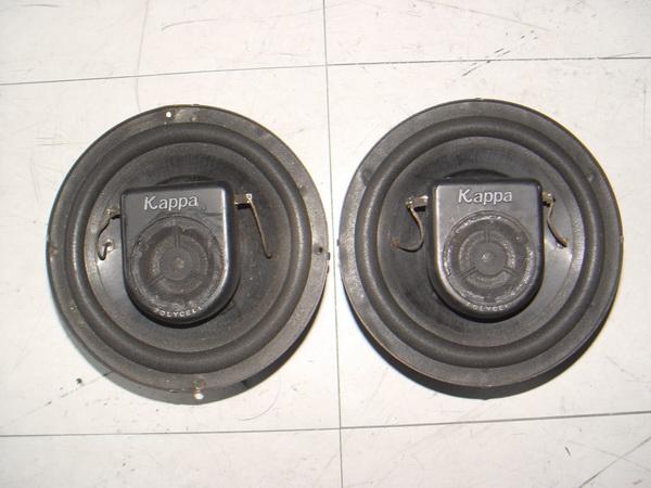 ลำโพงรถยนต์ Infinity RS62 Kappa USA ใช้งานได้ปกติเสียงดีมาก