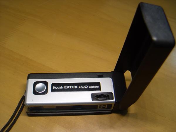 กล้องถ่ายรูป Kodak EKTRA 200 ใช้งานได้ปกติ Made in Germany