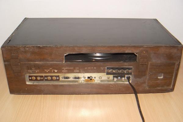 Tanin TPR-2200 AM/FM Stereo Phono เครื่องเล่นแผ่นเสียงธานินทร์ ใช้งานได้ปกติทุกฟังชั่น 6