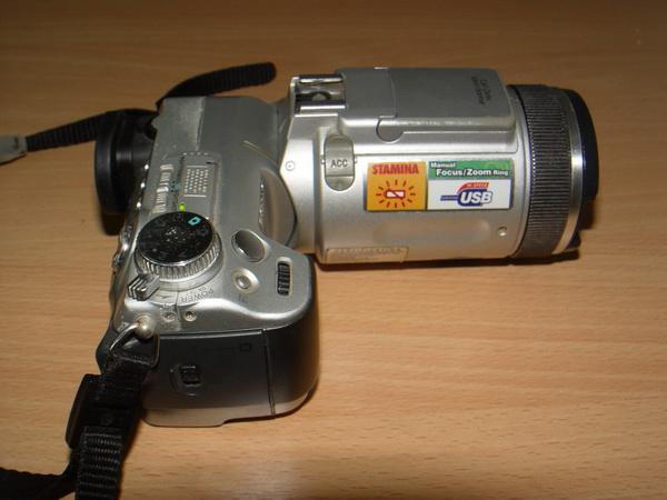 กล้องดิจิตอล SONY DSC-F717 Cyber shot ใช้งานได้ปกติ