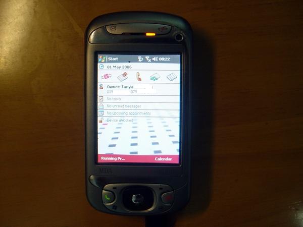 ขายมือถือเก่า T-Mobile ยังเปิดติดใช้งานได้ เล่นเน็ตได้ 8