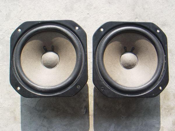 ดอกลำโพง Yamaha Mid-Bass 6.5 นิ้ว 60 Watts 8 ohms ใช้งานได้ปกติ เสียงดีมาก สภาพดีไม่เคยซ่อม