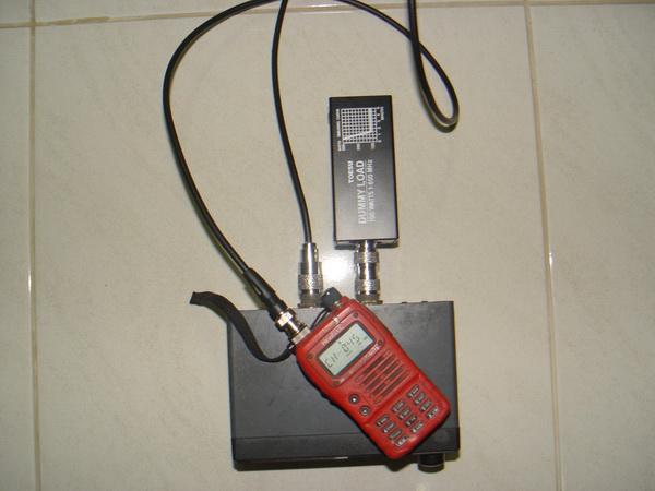 เครื่องวัด SWR และกำลังส่งของวิทยุรับ-ส่ง(วอ) DIAMOND รุ่นSX-400 ของแท้ใช้งานได้ปกติ วัดได้ทุกย่านทั 4