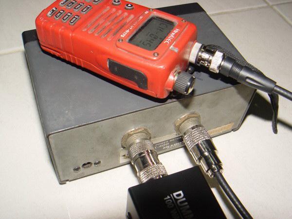 เครื่องวัด SWR และกำลังส่งของวิทยุรับ-ส่ง(วอ) DIAMOND รุ่นSX-400 ของแท้ใช้งานได้ปกติ วัดได้ทุกย่านทั 6