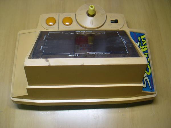 เครื่องเล่นเกมส์โบราณ Gakken Konami Made in JAPAN ใช้งานได้ปกติ 3