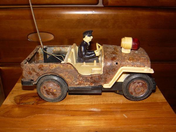 รถจิ๊บสังกะสีงานเก่าโบราณ ญี่ปุ่นแท้ ใช้งานได้ปกติ