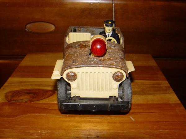 รถจิ๊บสังกะสีงานเก่าโบราณ ญี่ปุ่นแท้ ใช้งานได้ปกติ 2