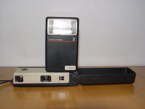 กล้องฟิมล์ Kodak EKTRA 100 พร้อมแฟลช