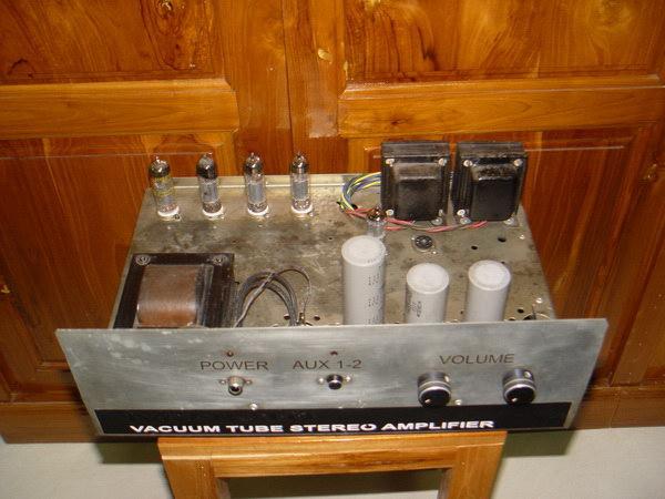 ขายแอมป์หลอด DIY หรือแยกขายหม้อแปลง Output แท้เดิมเป็นของ Sansui SAX-200 ใช้งานได้ปกติ
