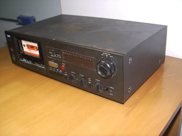 NAD 6340 Sterero Cassette Deck ขายเพื่อเป็นอะไหล่ หรือเอาไปซ่อม 1