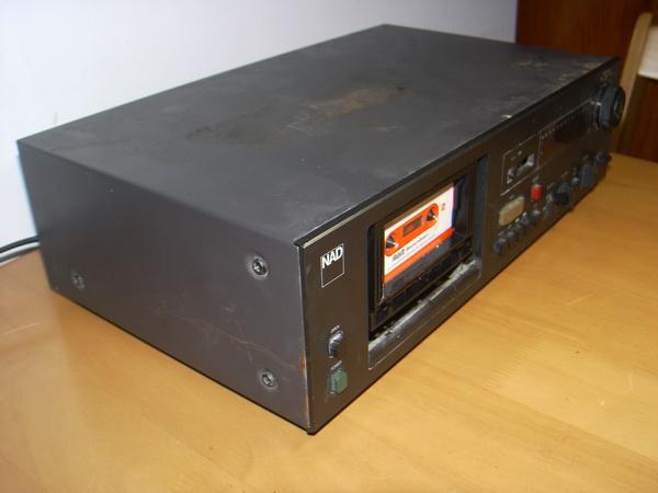 NAD 6340 Sterero Cassette Deck ขายเพื่อเป็นอะไหล่ หรือเอาไปซ่อม 2