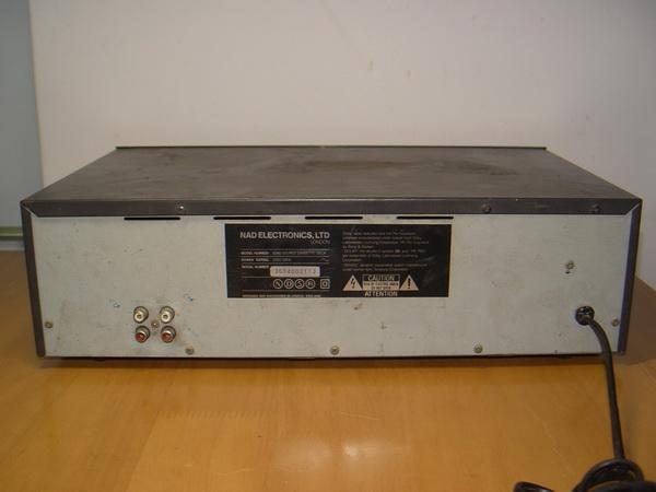 NAD 6340 Sterero Cassette Deck ขายเพื่อเป็นอะไหล่ หรือเอาไปซ่อม 4