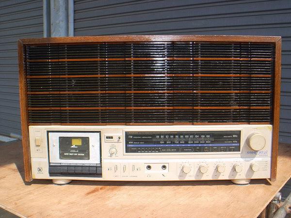 วิทยุ TANIN TCR-3324 ธานินทร์ ใช้งานได้ปกติทุกระบบ 1