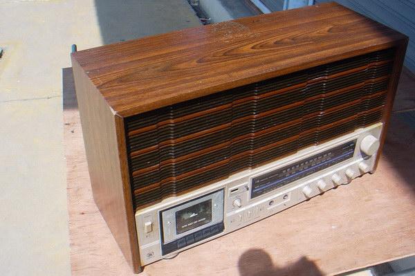 วิทยุ TANIN TCR-3324 ธานินทร์ ใช้งานได้ปกติทุกระบบ 5
