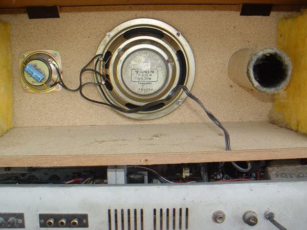 วิทยุ TANIN TCR-3324 ธานินทร์ ใช้งานได้ปกติทุกระบบ 8
