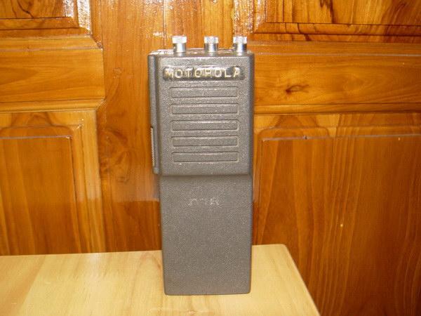วิทยุสื่อสารโบราณ Motorola สภาพโชว์