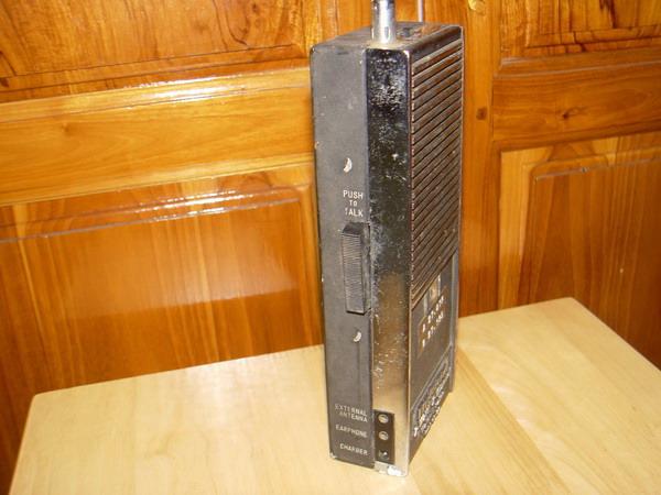 วอโบราณ Belcom GT-22 Walkie Talkie 2 Watt 2 CH สภาพโชว์ 4