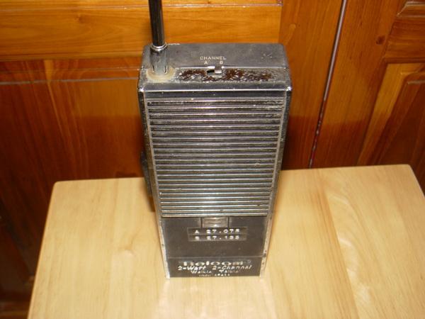 วอโบราณ Belcom GT-22 Walkie Talkie 2 Watt 2 CH สภาพโชว์ 6