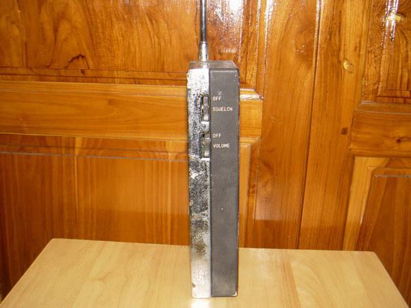 วอโบราณ Belcom GT-22 Walkie Talkie 2 Watt 2 CH สภาพโชว์ 7