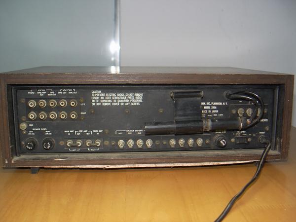 Harman kardon 330A Receiver ใช้งานได้ปกติ 8