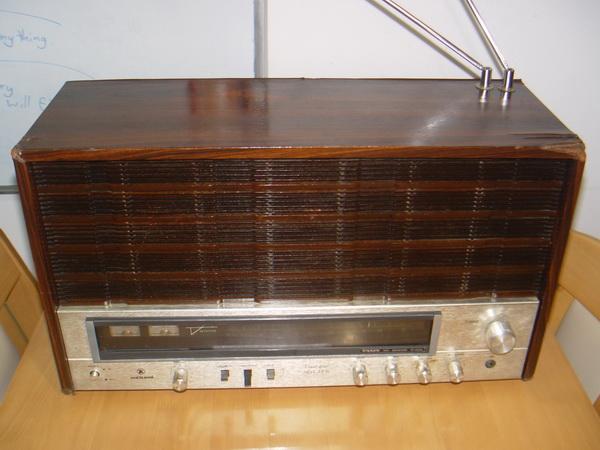 วิทยุธานินทร์ TF-2222 วิทยุTANIN ใช้งานได้ปกติ